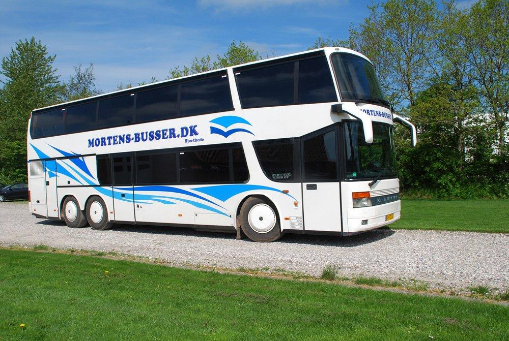 Turistkørsel ved Randers, Viborg, Silkeborg, Århus og omegn
