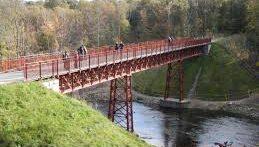 midtjyll den genfundne bro