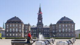 sjælland christiansborg